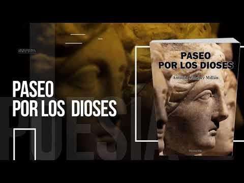 BOOKTRAILER 2 PASEO POR LOS DIOSES de ANTONIO SÁNCHEZ MILLÁN
