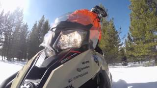 STV 2016 Ski-Doo Renegade Enduro