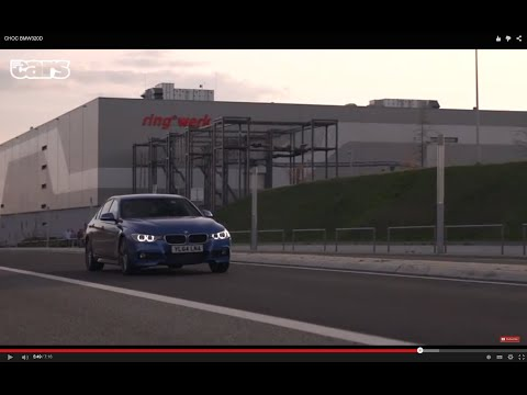 Do you need anything more than a BMW 320d? - Chris Harris on Cars