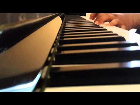 Gaby - Tinggal Kenangan piano (cover)