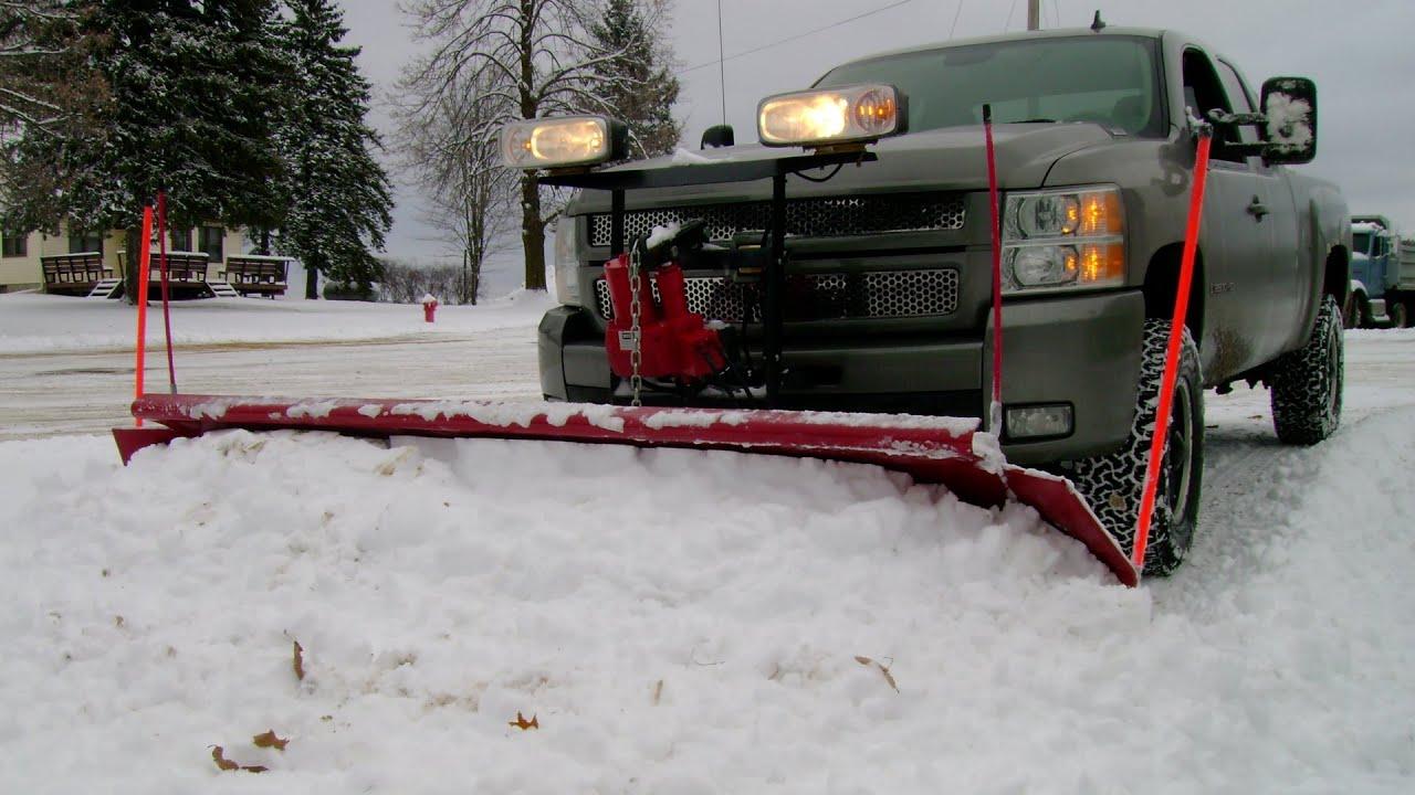 Brock and steve plow