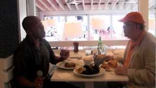 Patio -pt,2 W/fred Biddle ~ Provincetown 2012 ~ Stephen Holt Show
