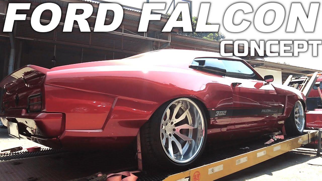 FORD FALCON CONCEPT