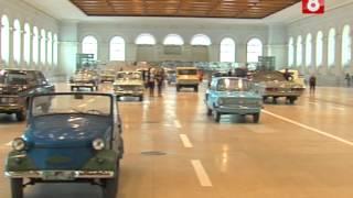 Выставка ретроавтомобилей ''Поехали''