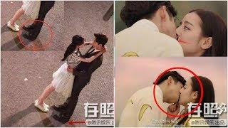 Ngã ngửa khi vén màn bí mật về cảnh hôn lãng mạn trong phim Hoa Ngữ