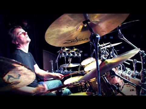 GAVIN HARRISON Discusses 'Cheating The Polygraph', Porcupine Tree Hiatus, Drums & Meshuggah (2015)