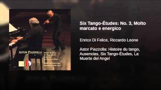 Six Tango-Études: No. 3, Molto marcato e energico
