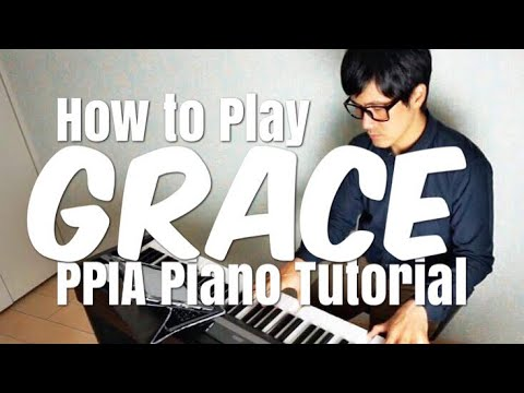 Grace Laura Story How To Play Piano Tutorial Pianocoversppia