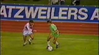 Germany v Turkey 1983