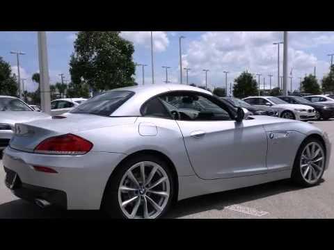 BMW Fort Pierce >> 2015 BMW Z4 sDrive35i in Fort Pierce, FL 34982-6907 - YouTube