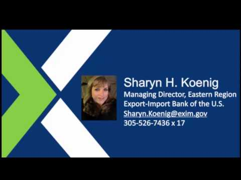 EXIM Webinar-Unlocking SMB Potential with Exporting: Strategies for Small Businesses
