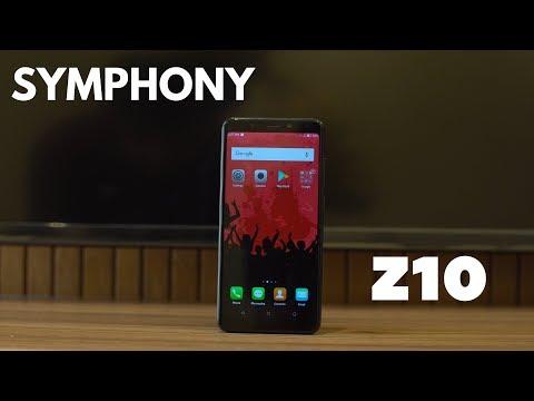 Symphony Z10 | ATC