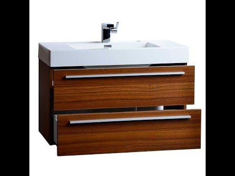 Teak Bathroom Vanities