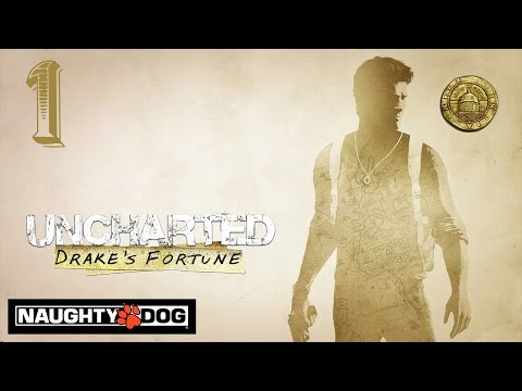 Let's Play - Uncharted Drakes Fortune - Part 1 - The Sunken Coffin! [CultofTheGoose]