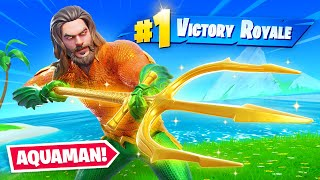 AQUAMAN IS FINALLY HERE!