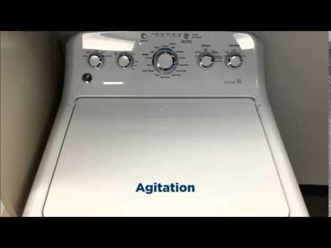 washing machine scraping noise
