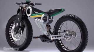 Formula One Team Gets Two Wheeled Makeover