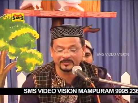 1.Swalathullah Salamullah -  Song By  Edappal Bappu