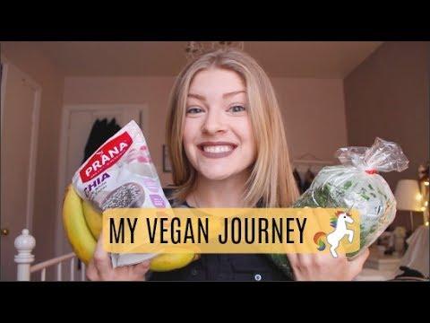 why i decided to go vegan