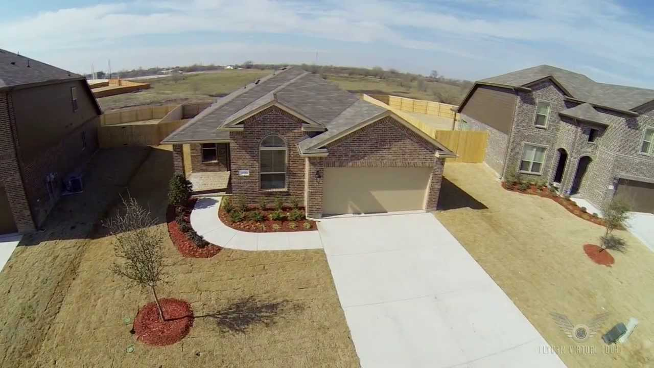 Dr Horton Homes Floor Plans Texas