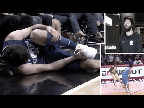 Milos Teodosic 3rd Time Suffering Same Left-Ankle Injury | All The Renewing of Injury