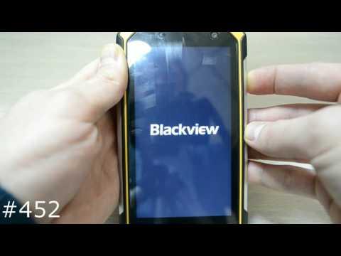 Hard Reset Blackview BV6000S