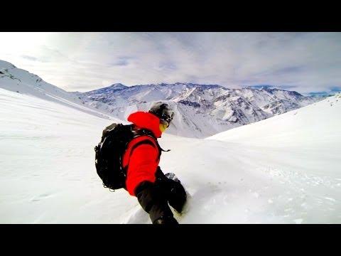 GoPro: Travis Rice Chilean Powder Run