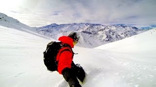 GoPro: Travis Rice Chilean Powder Run