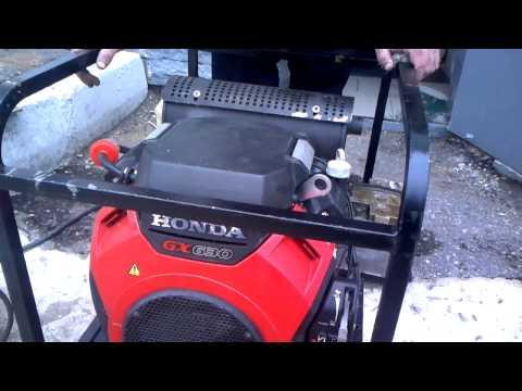 Видео Двигатель после ремонта