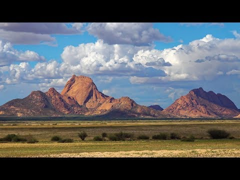 Namibia In 4K Ultra HD