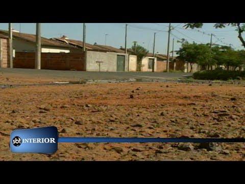 Moradores da zona norte de Araçatuba sofrem com buracos