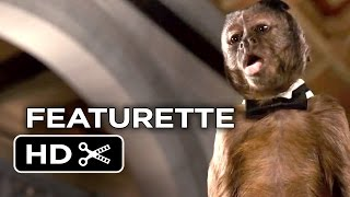 Night at the Museum: Secret of the Tomb Featurette - Monkey Diva (2014) - Adventure Movie HD