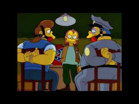 The Simpsons - Pulp Fiction