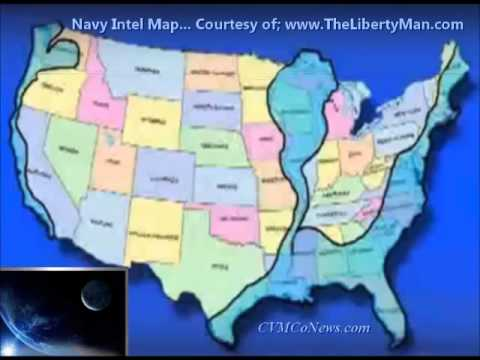 FINAL WARNING Pt Planet X By The Liberty Man Insider Navy - Us navy flood map