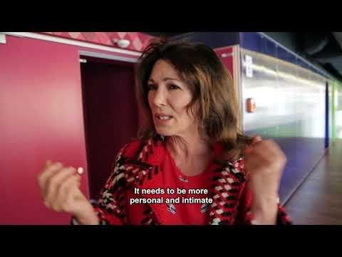 Interview with Iris Berben - European Art Cinema Day
