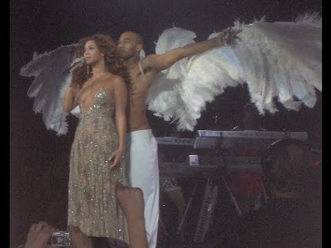 Beyonce @ Ericsson Globe, Stockholm, Sweden - May 3, 2007