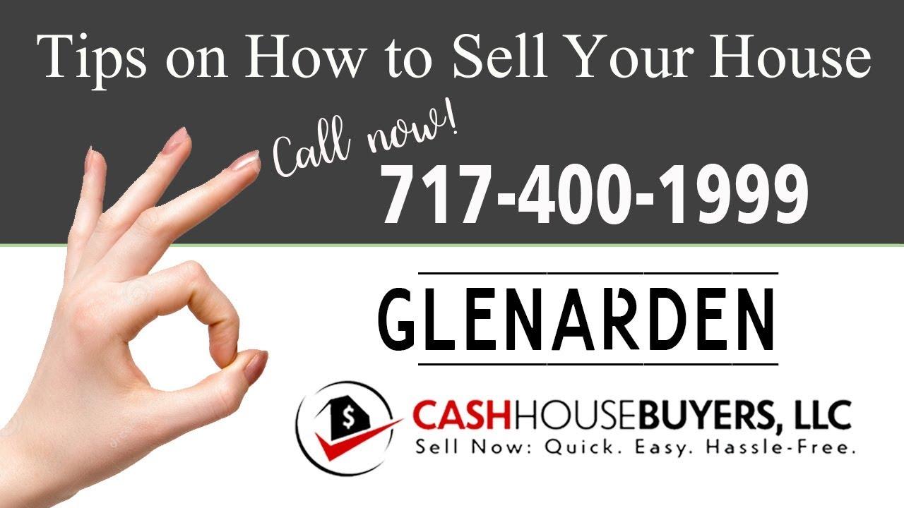 Tips Sell House Fast Glenarden   Call 7174001999   We Buy Houses Glenarden