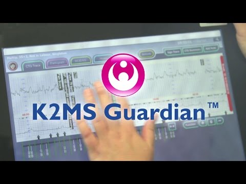 Guardian™ - Clinical Data Capture & Bedside Monitoring | K2 Medical Systems