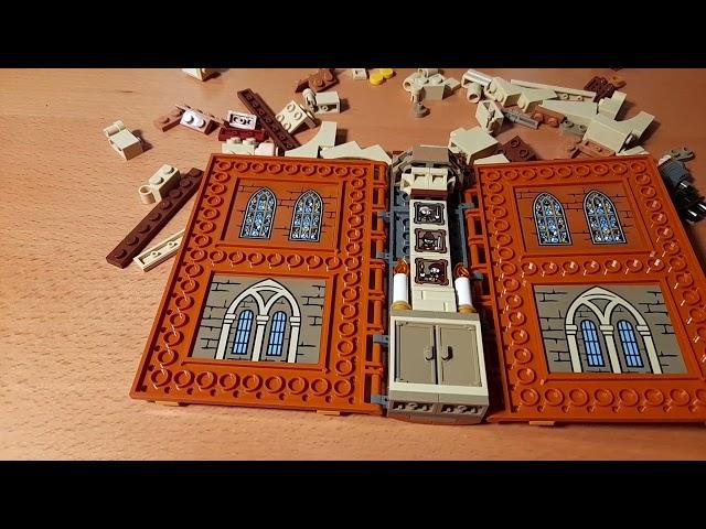 Speedbuild: Lego 76382 Harry Potter⚡