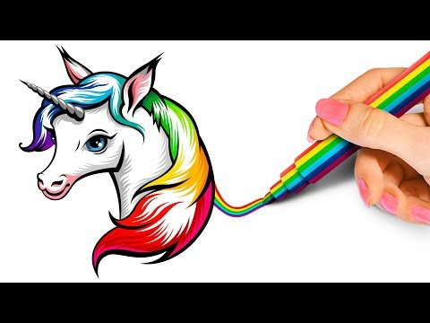 5 MAGICAL ART TECHNIQUES FOR KIDS AND ADULTS