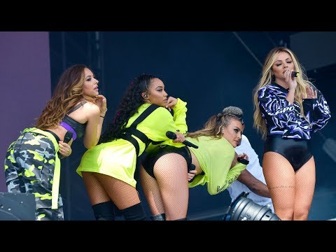 Little Mix - Touch (Radio 1 s Big Weekend 2017)