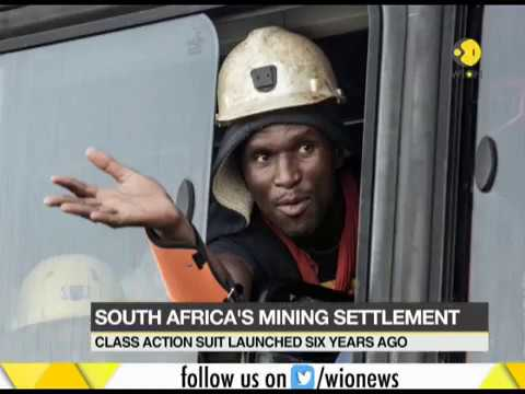 South Africa miners reach $400 million deal for lung disease with mining companies