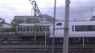 2018年台風21号による影響② *関空特急はるかは運転見合わせ!