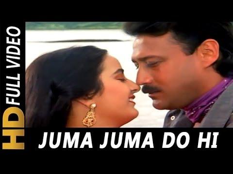 Juma Juma Do Hi Mulaqaton Mein   Sadhana Sargam, Nitin Mukesh   Kala Bazaar 1989 Songs