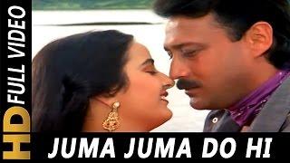 Juma Juma Do Hi Mulaqaton Mein | Sadhana Sargam, Nitin Mukesh | Kala Bazaar 1989 Songs