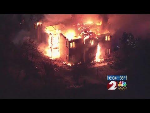 20 injured in fire at Pennsylvania senior living community