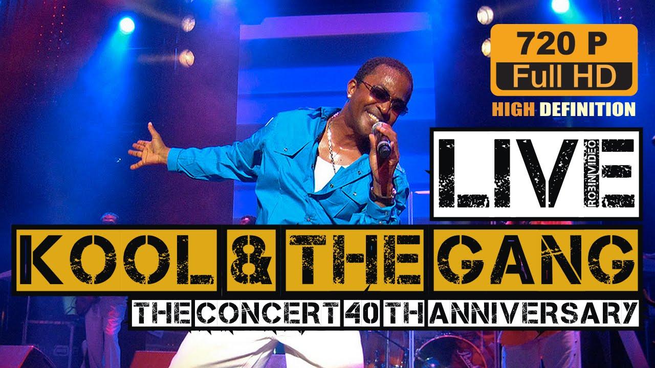 Resultado de imagen de Kool & the Gang - Live 40th Anniversary