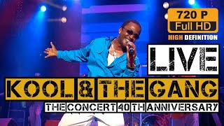 Kool And The Gang - Live Concert 40th Anniversary (HD 720p)
