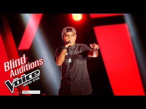 รัน - เจ็บจุงเบย - Blind Auditions - The Voice Thailand 2018 - 3 Dec 2018