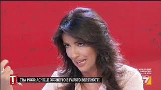 "Regionali Toscana, Meloni: ""Partita impegnativa, magari ci fosse Del Debbio"""